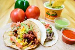 District Taco is moving to Silver Spring this summer. (Courtesy)