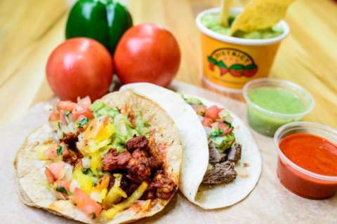 Fast-growing District Taco comes to Silver Spring