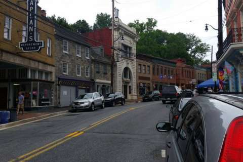 Ellicott City's historic Main Street closing for flood repairs