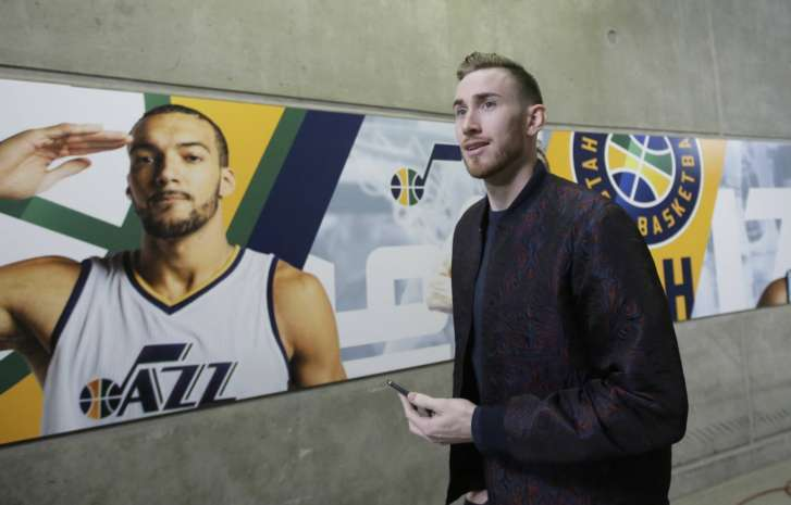 Gordon Hayward reportedly will sign with Boston Celtics