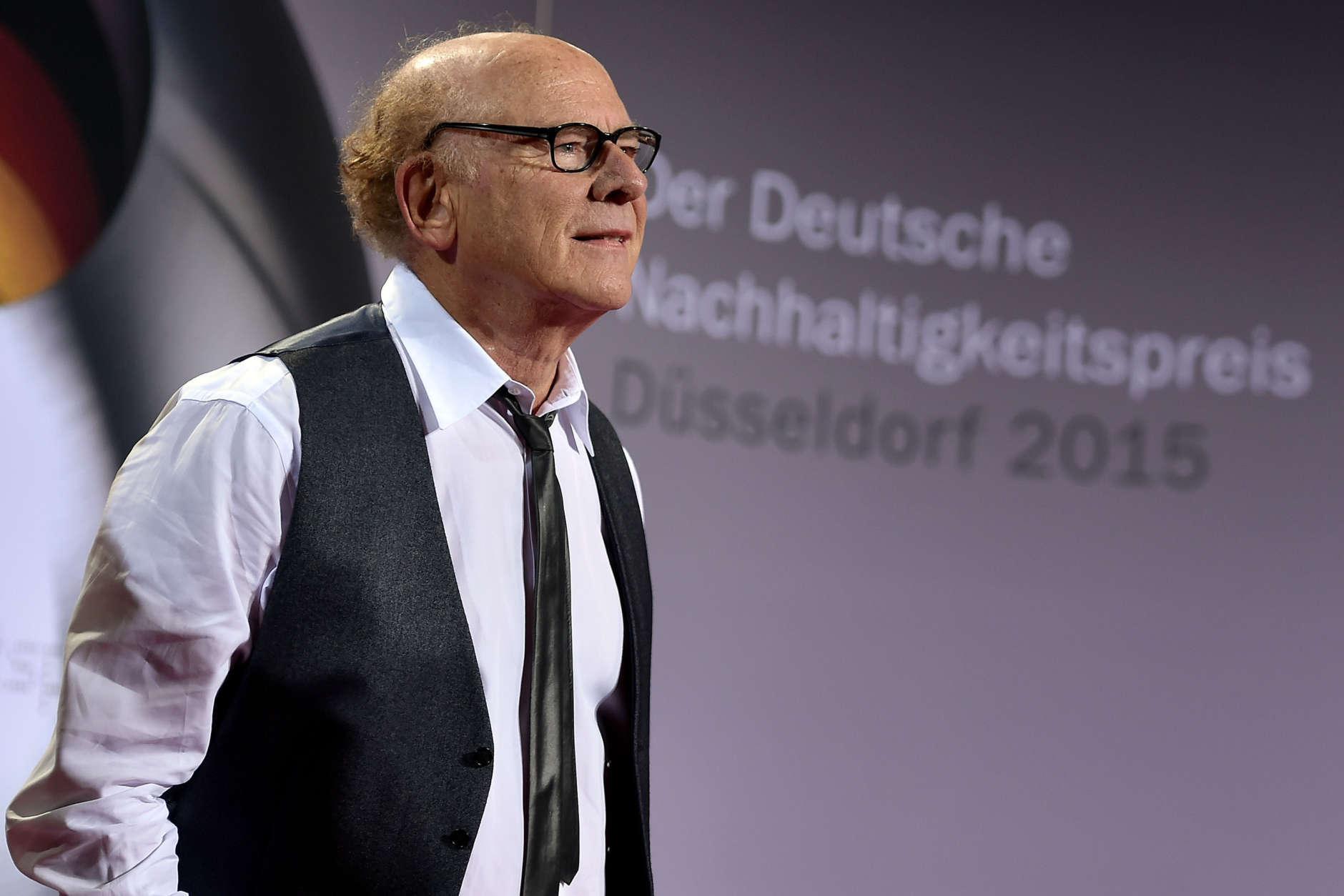 DUESSELDORF, GERMANY - NOVEMBER 27:  Art Garfunkel attends the German Sustainability Award 2015 (Deutscher Nachhaltigkeitspreis) at Maritim Hotel on November 27, 2015 in Duesseldorf, Germany.  (Photo by Sascha Steinbach/Getty Images)
