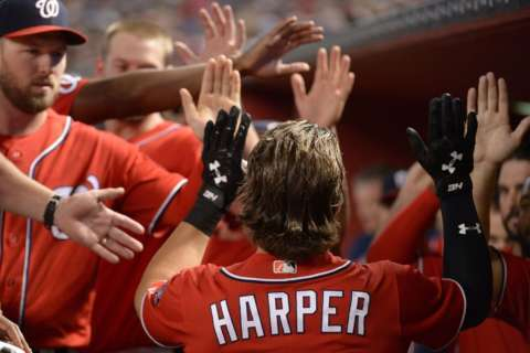 Nationals return from big road trip to face playoff hopefuls Milwaukee, Colorado