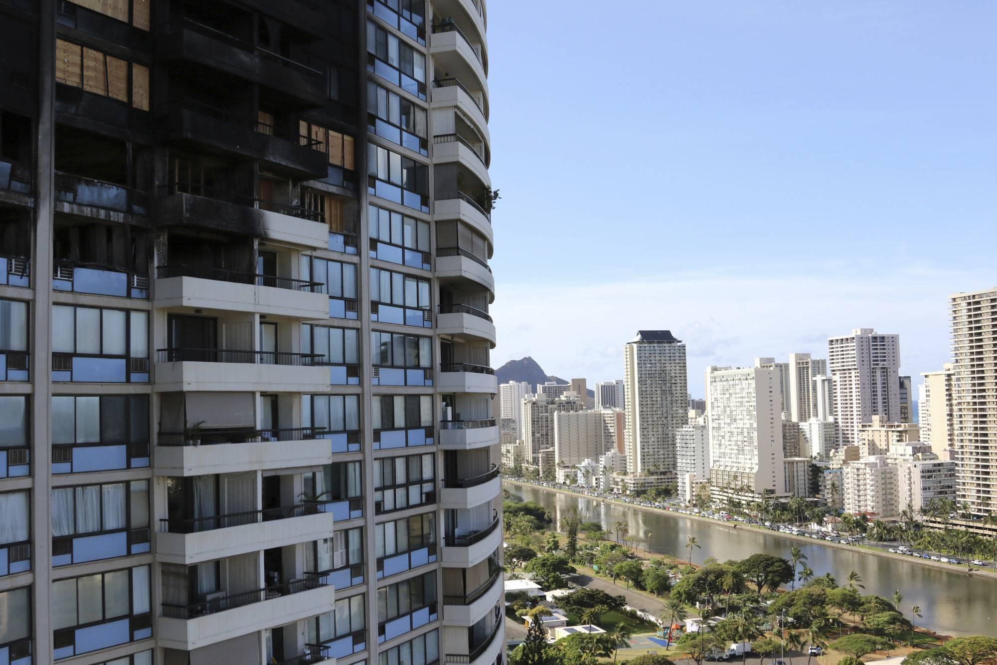 apnewsbreak: honolulu high-rise had outdated fire alarms | wtop