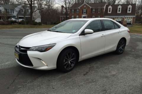 Car Review: 2017 Toyota Camry adds some sport to midsize sedan