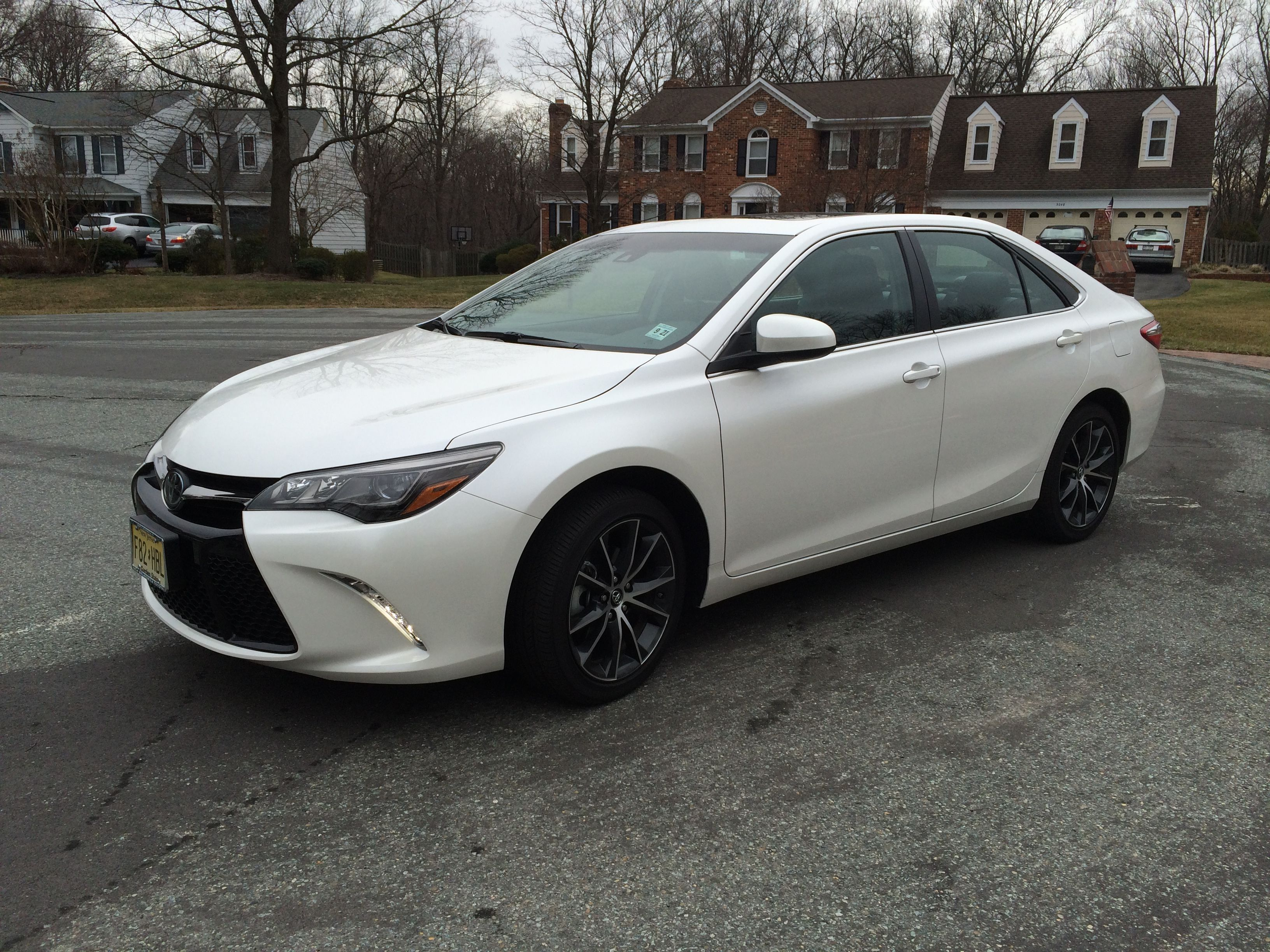 Car Review 2017 Toyota Camry Adds Some Sport To Midsize Sedan