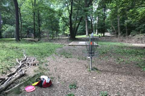 Fun, physical and (almost) free: Disc golf in the DC area