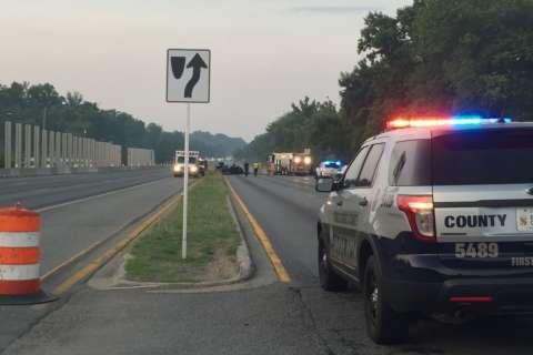 2 dead in crash on Indian Head Highway