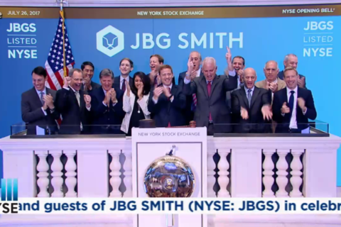 JBG Smith rings NYSE opening bell
