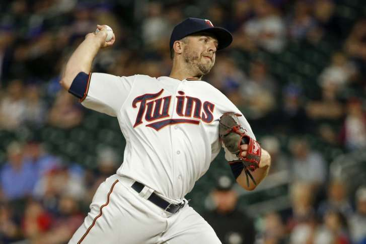 Twins Trade Kintzler to Nationals