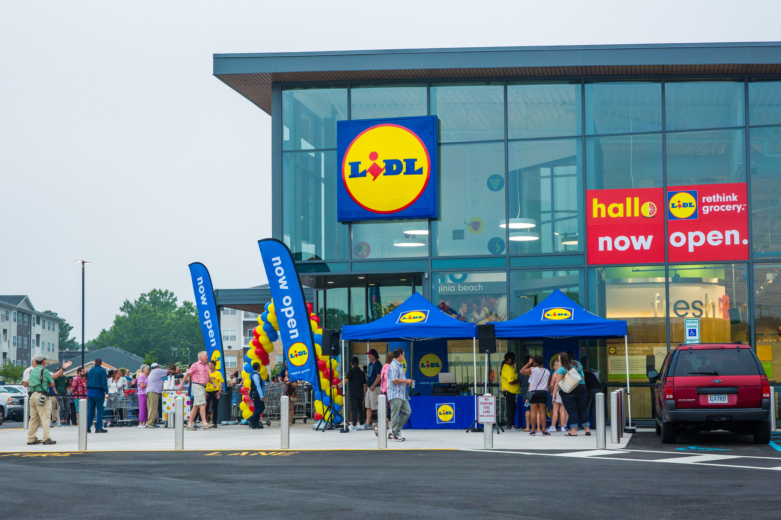 Lidl To Open Culpeper Store Thursday Wtop