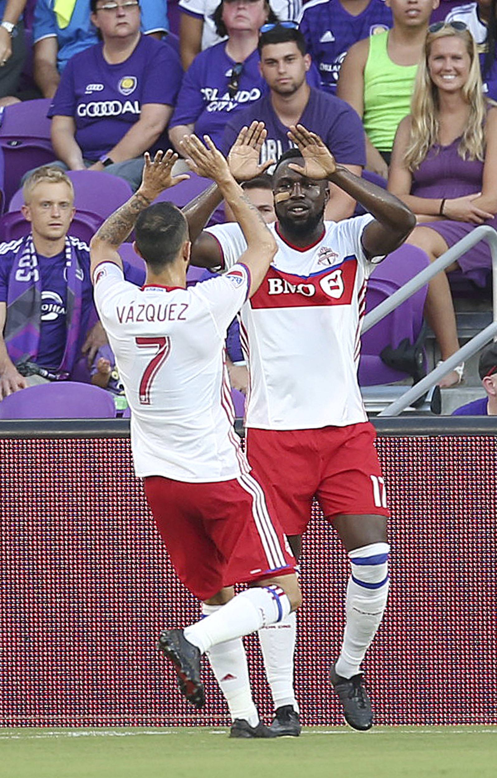 bb2e4474f (AP) — Sebastian Giovinco scored twice and set up Jozy Altidore s goal to  help Toronto FC beat Orlando City 3-1 on Wednesday night.