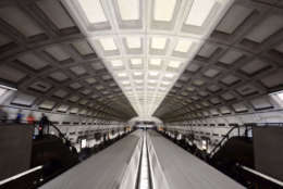 Metro staff now blame 30 percent of the significant decline in ridership since 2011 solely on reliability issues. (WTOP/Dave Dildine)