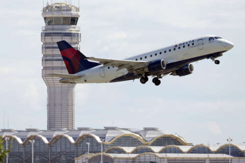 Montgomery Co. considers court challenge over plane noise; Berliner nixes new Potomac bridge