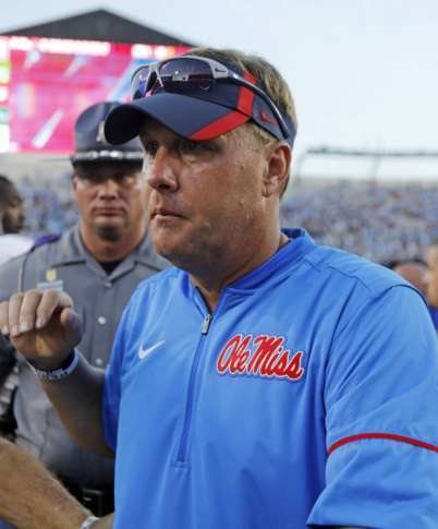 Nutt Files Lawsuit Against Ole Miss In Federal Court