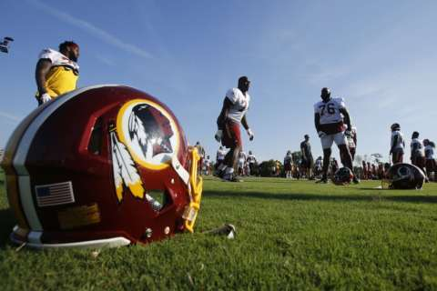 Redskins release statement on unity during national anthem