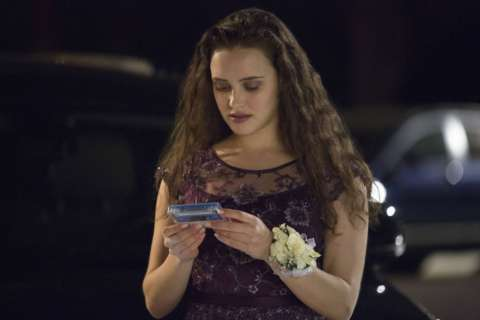 '13 Reasons'  might have triggered suicide searches online