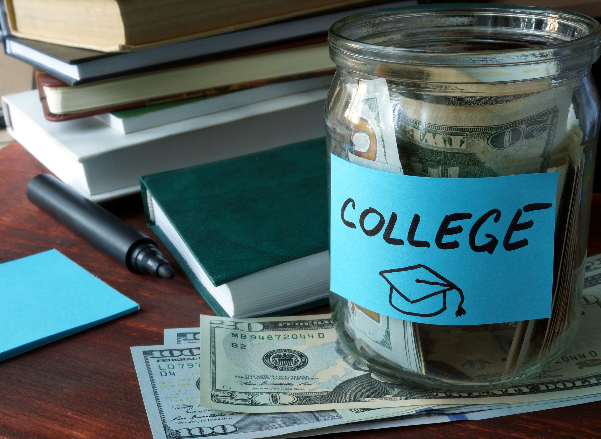 Which expenses are qualified under college 529 funds? | WTOP
