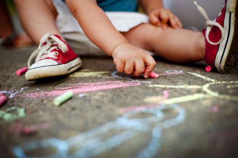 Every Day is Kids' Day: The importance of summer play