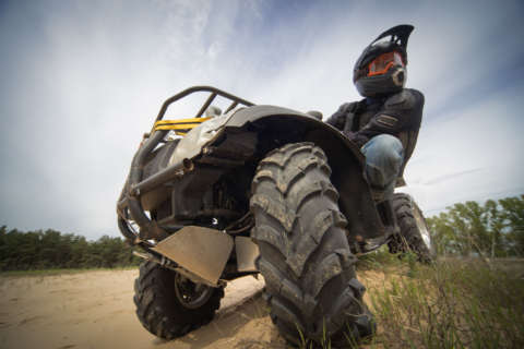 Dirt bike, ATV riders set to get new course in Prince William Co.