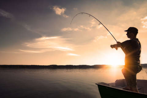 Best places to go fishing in DC region