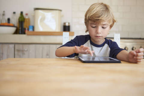 Every Day is Kids' Day: How much screen time is too much?