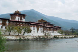 Most beautiful Dzong of Bhutan