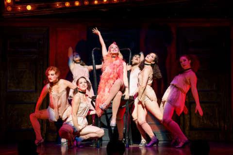 'Cabaret' transforms fancy Kennedy Center into seedy Kit Kat Klub