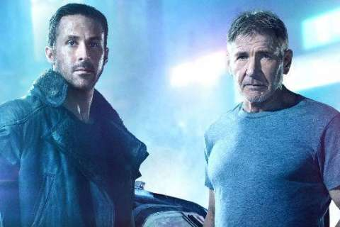 """Harrison Ford on his on-set scrap with Ryan Gosling: """"He walked into my fist"""""""