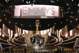 The 69th annual Emmy Awards air Sept. 17 on CBS. (AP Photo)