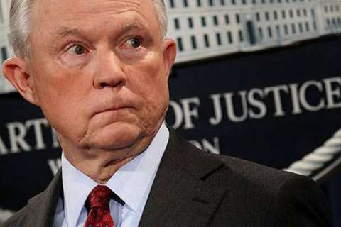 Justice Dept. tells White House: Jeff Sessions has no plans to resign