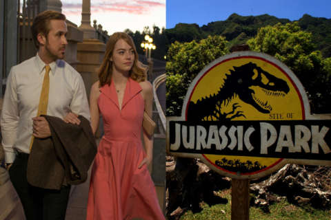 Wolf Trap presents 'La La Land' and 'Jurassic Park' live with NSO Pops