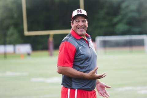Saying goodbye to a beloved local high school coach