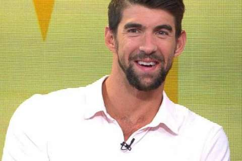 Michael Phelps dives into the details about his race against a great white shark