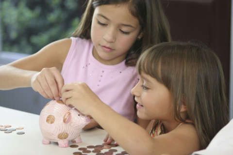 Raising financially independent kids: Be financially independent from them