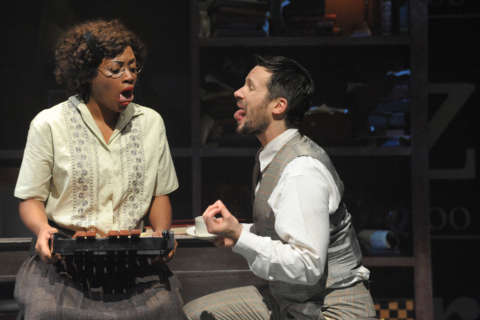 Just you wait, Henry Higgins: Olney Theatre stages modern 'My Fair Lady'