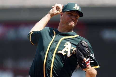 Nats get Madson, Doolittle from A's for Treinen, prospects