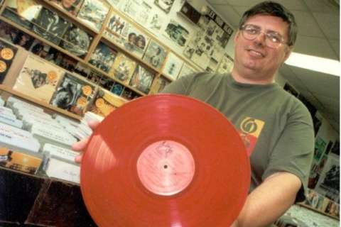 Record store owner, early DC punk producer Skip Groff dies at 70