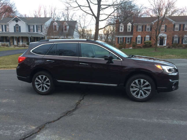 Image result for Car Review: Subaru Outback 2.5i Touring adds touch of luxury for 2017