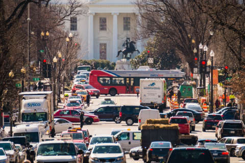 Study: DC among nation's least driver-friendly cities