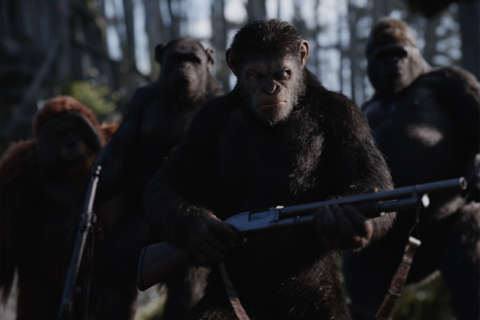 Review: 'War for the Planet of the Apes' is fitting end to powerful prequel trilogy