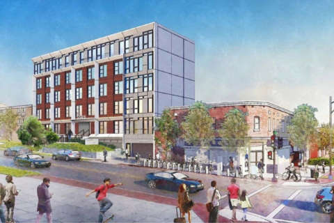 DC begins construction on first of 6 new family homeless shelters