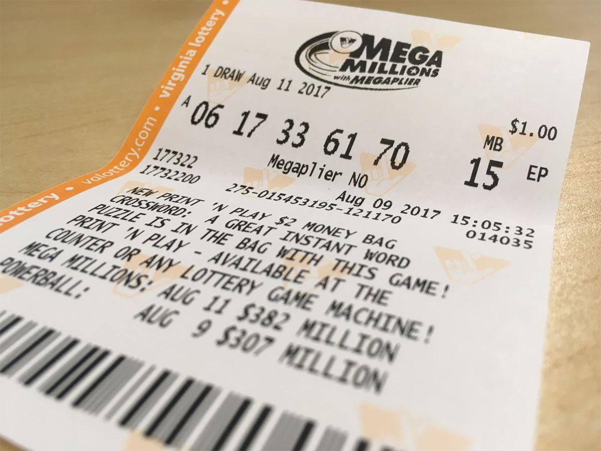 Virginia lottery powerball