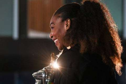 Serena Williams on returning to the court after childbirth: 'I win, or I don't play'