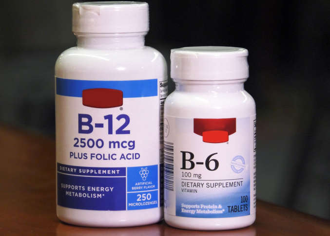 Warning to Men Who Take Excessive Vitamin B