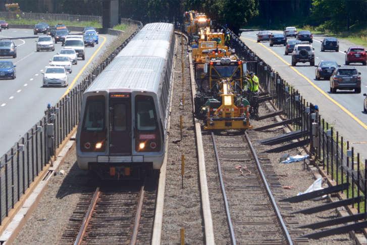 Railroad Track Maintenance Training : Lack of spare parts training hinders metro railcar