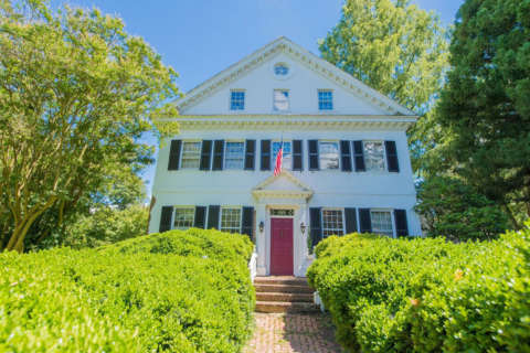 Historic B&B near Ocean City with War of 1812 ties on market for $595K