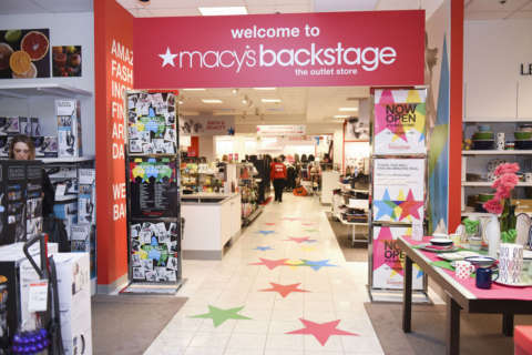 Macy's Backstage opens at Mall at Prince Georges