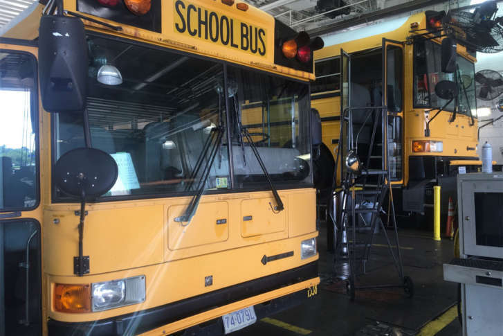 Fairfax Co Faces School Bus Driver Shortage Just Days Before