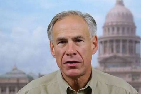 Texas Gov. Abbott says repairs after Harvey will 'take years'