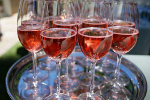 DC drinks more rosé wine than anyplace else in the country